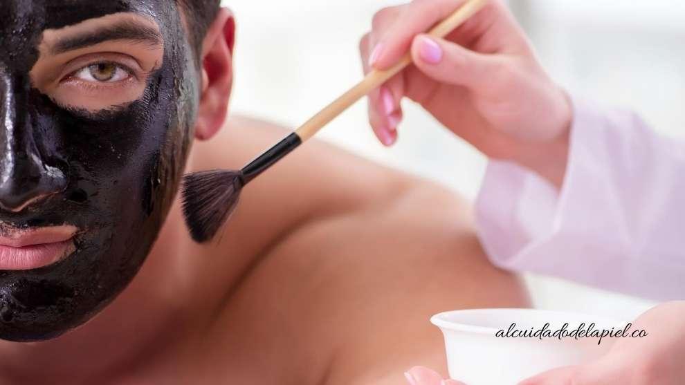 Carbón activado beneficios para la piel