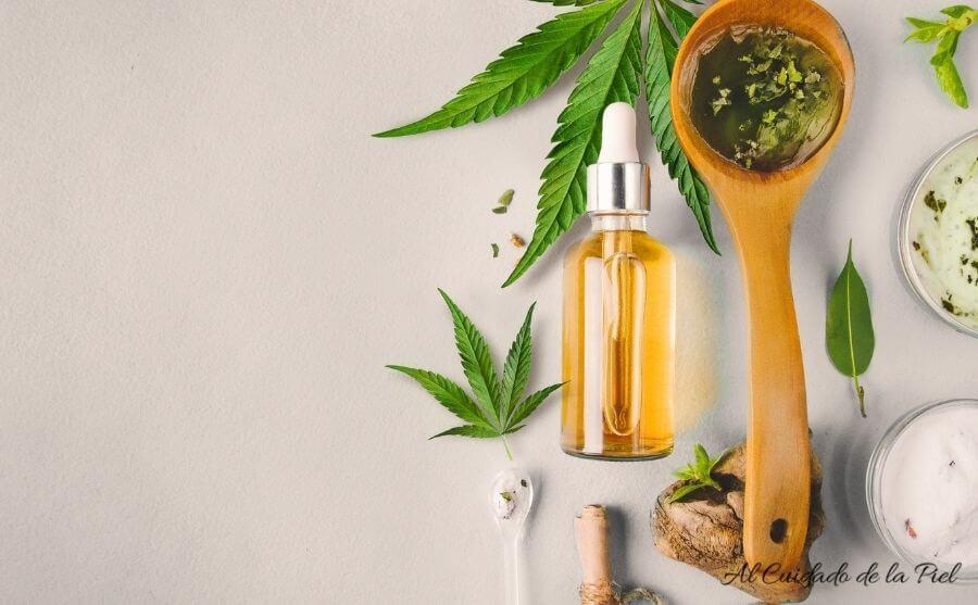 aceite de cannabis para prevenir la caída del cabello