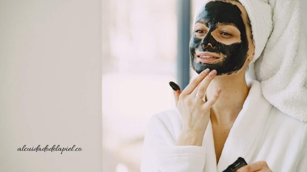 Desintoxica y limpia la piel