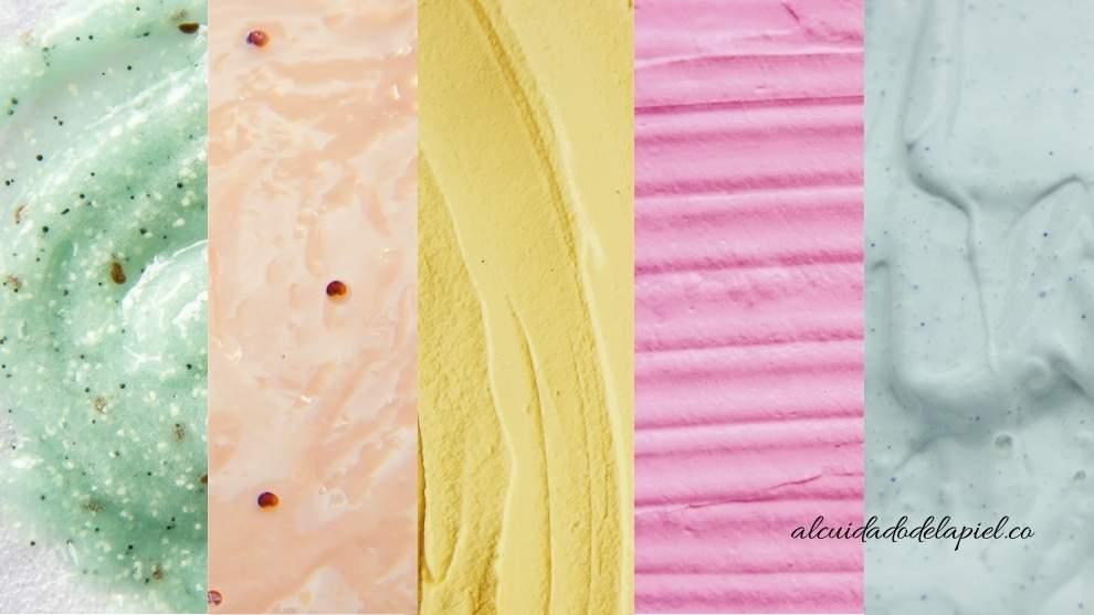 exfoliantes para la cara según tipo de piel