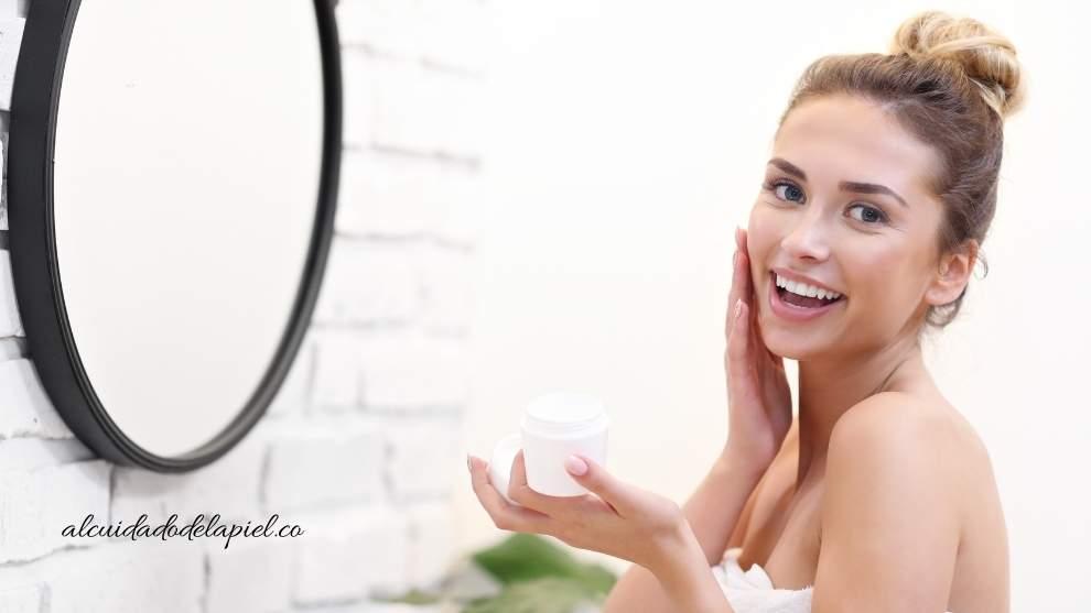 Beneficios de una piel limpia