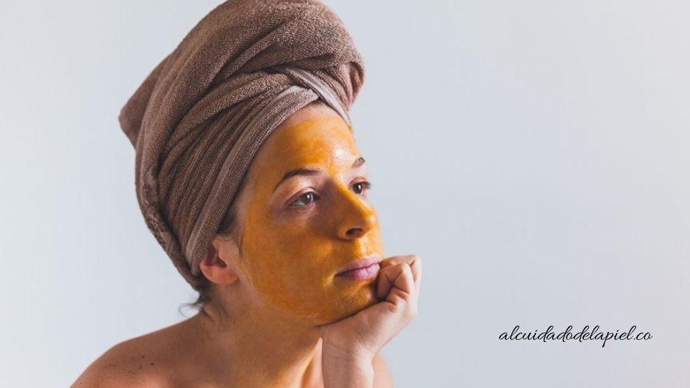 Mascarilla de HUEVO para piel seca con manchas