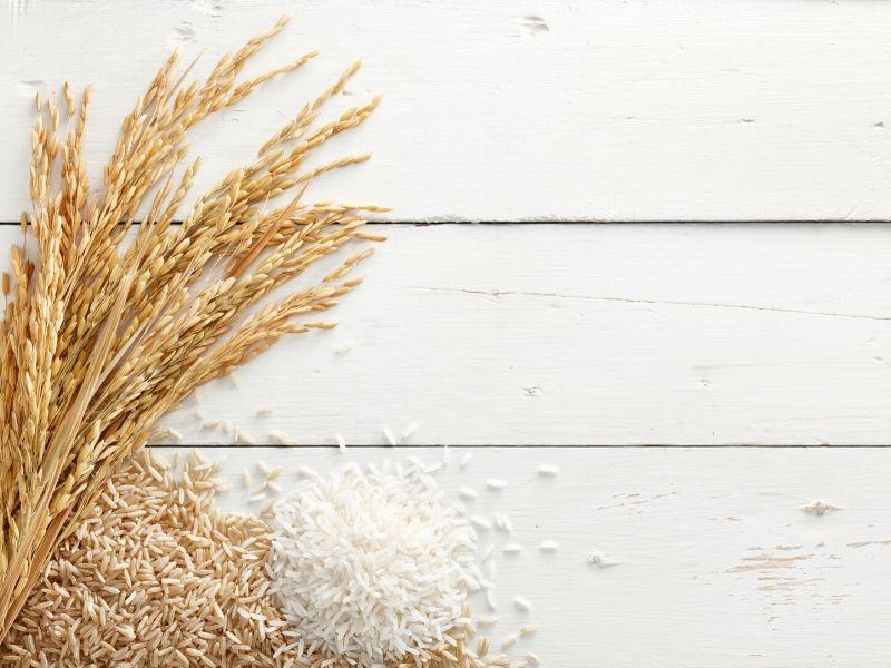 ¿Cómo preparar una mascarilla de arroz?