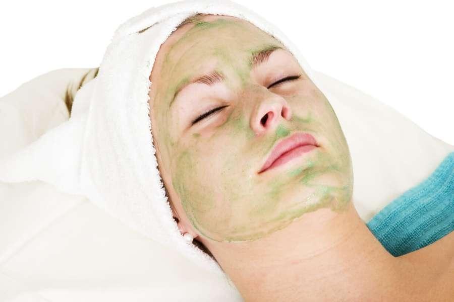 Mascarilla de sábila y limón para el acné