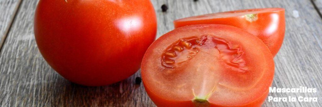 propiedades del tomate para la piel