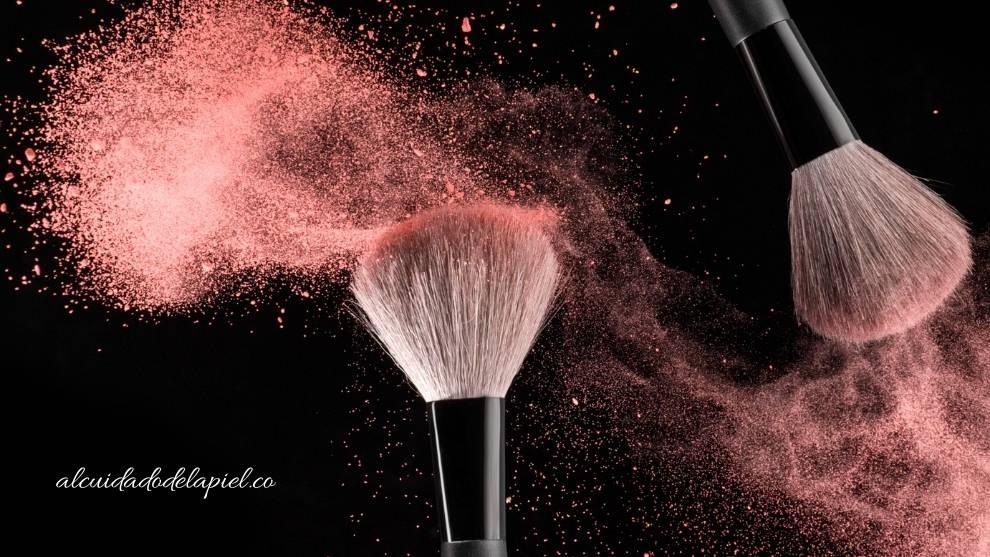 Maquillaje coreano en Colombia