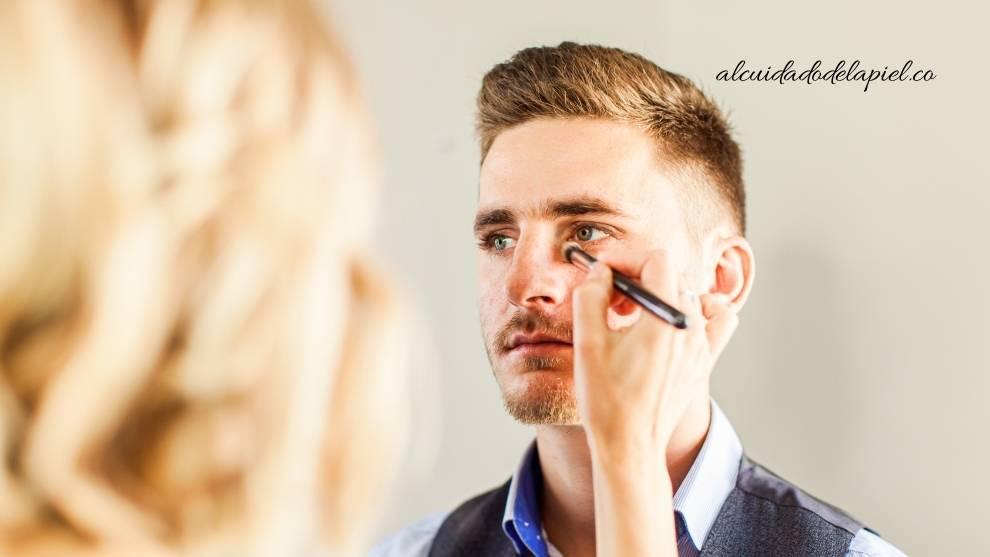 Maquillaje coreano para hombres