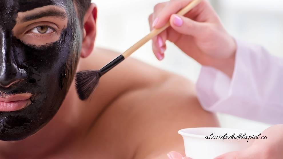Beneficios uso de mascarillas de carbón