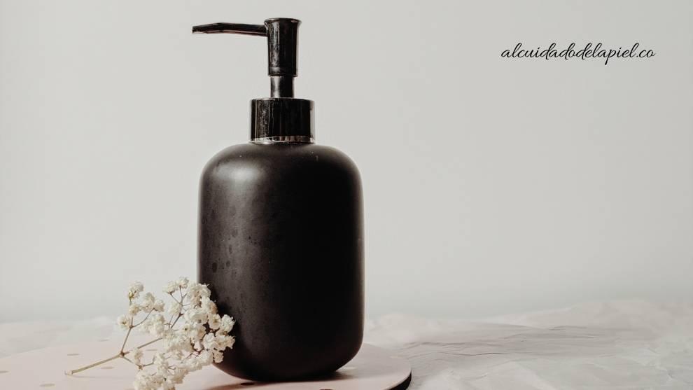 Jabón Liquido de Carbón Activo